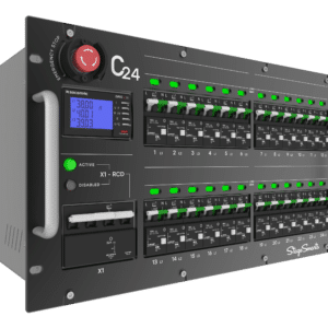 C24 24 channel Smart Power Distribution