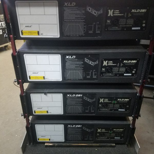 FULL PA Electrovoice LXD281